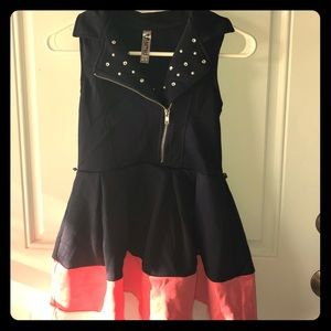Girls beautees size 10 dress
